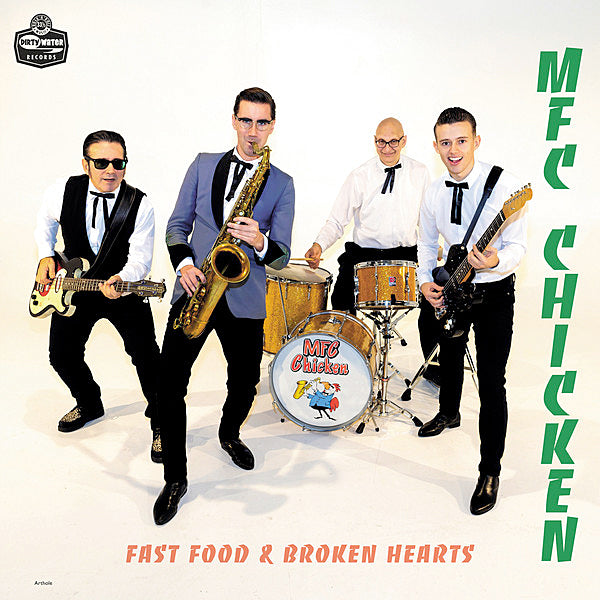 MFC Chicken - Fast Food And Broken Hearts (LP)