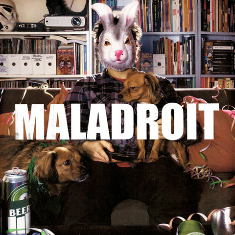 Maladroit - Freedom Fries And Freedom Kisses (LP)
