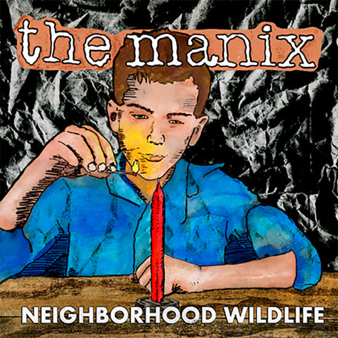 Manix - Neighborhood Wildlife (LP)