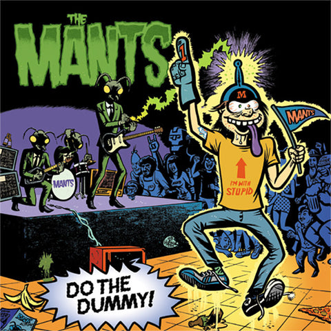 Mants - Do The Dummy (LP)
