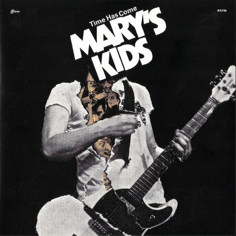 "Mary's Kids - Time Has Come (7"")"