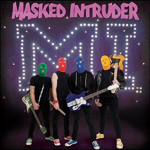 Masked Intruder ‎- M.I. (LP)