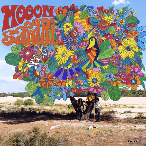 Mooon - Safari (CD)