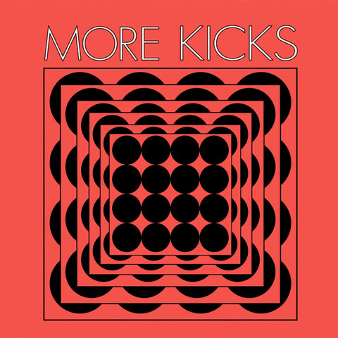 More Kicks - More Kicks (LP)