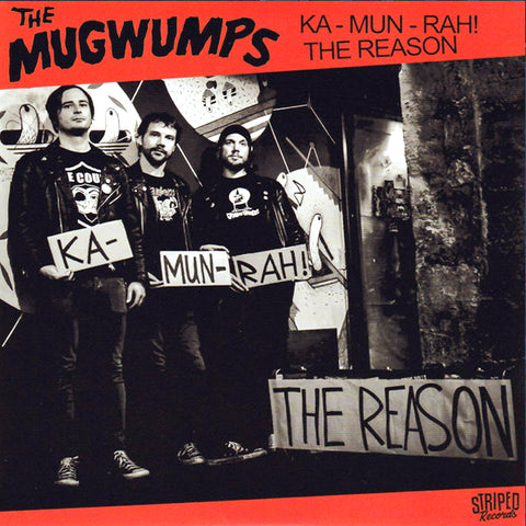 "Mugwumps / Vapids - Split (7"")"