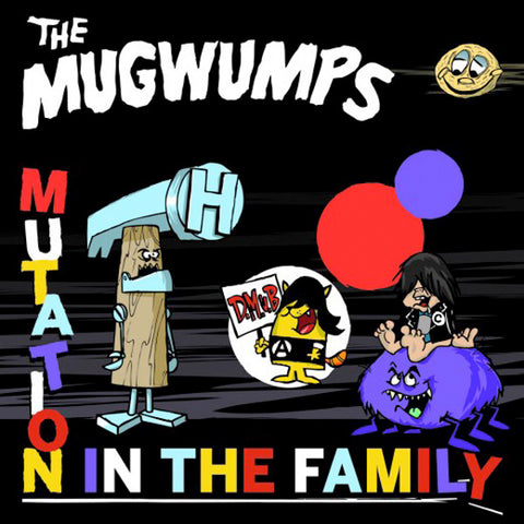 Mugwumps - Mutation In The Family (CD)