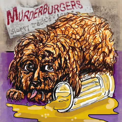 "Murderburgers / City Mouse - Split (7"")"