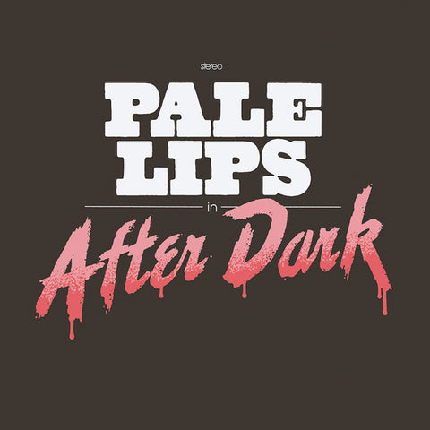 Pale Lips - After Dark (CD)