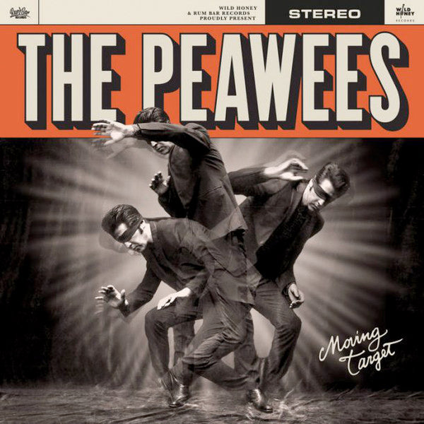 Peawees - Moving Target (CD)
