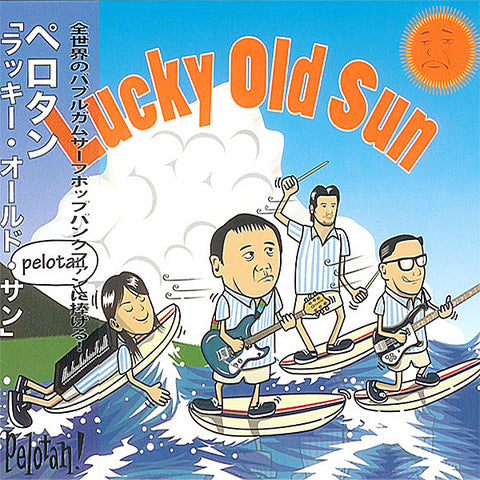 Pelotan - Lucky Old Sun (CD)