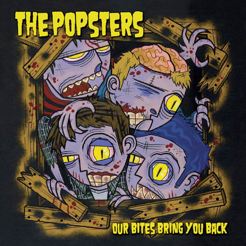Popsters ‎- Our Bites Bring You Back (LP)