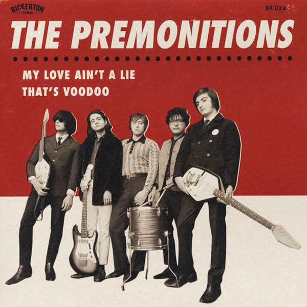 "Premonitions - My Love Ain't A Lie / That's Voodoo (7"")"