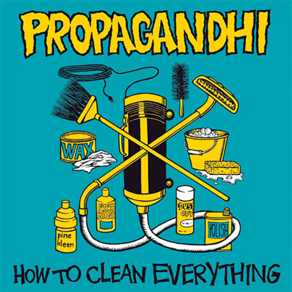 Propagandhi - How To Clean Everything (LP)