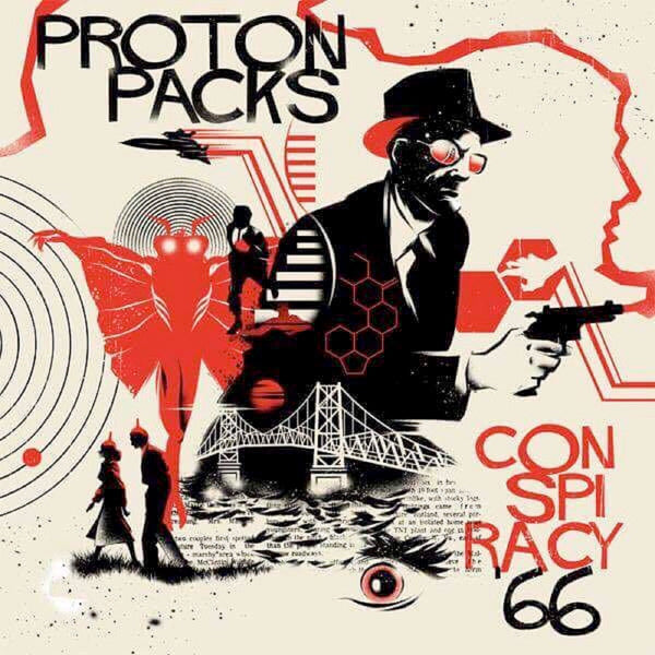 Proton Packs - Conspiracy '66 (LP)
