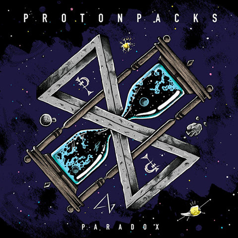 Proton Packs - Paradox (CD)