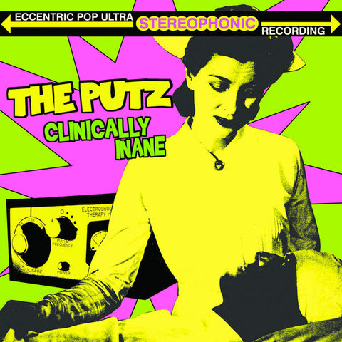Putz - Clinically Inane (CD)