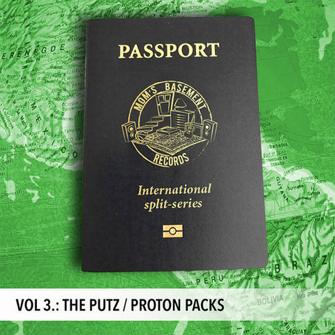 "Putz / Proton Packs - Passport International Split Series Vol. 3 (7"")"