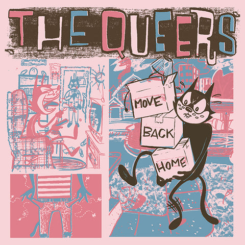 Queers - Move Back Home (LP)