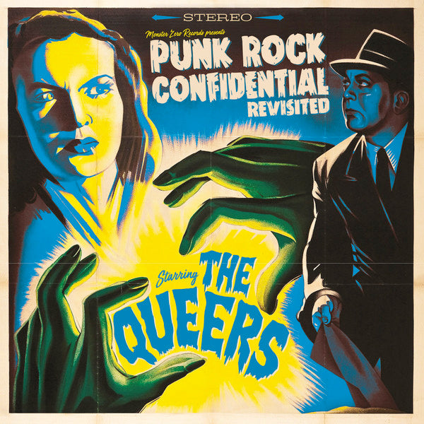 Queers - Punk Rock Confidential Revisited (LP)