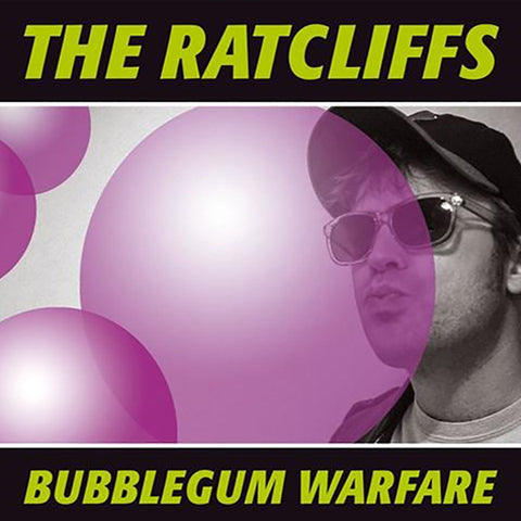Ratcliffs ‎– Bubblegum Warfare (LP)
