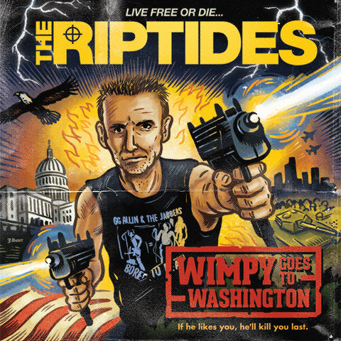 "Riptides - Wimpy goes to Washington (7"")"