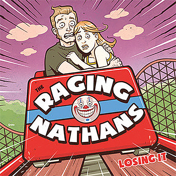 Raging Nathans - Losing It (CD)