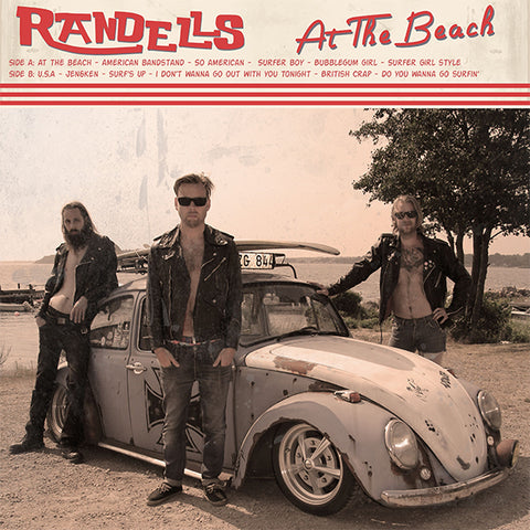 Randells - At The Beach (CD)