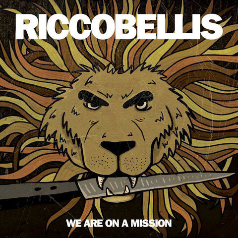 Riccobellis - We Are On A Mission (LP)