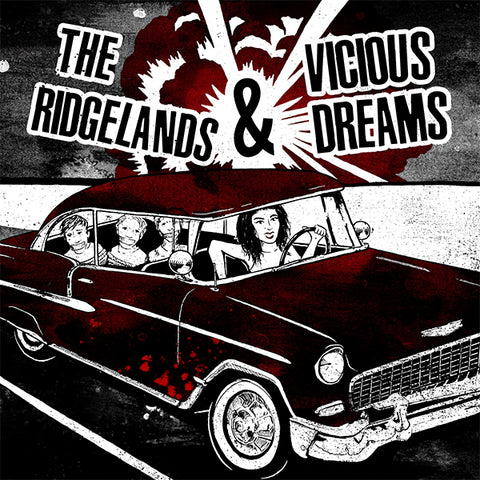 "Ridgelands / Vicious Dreams - Split (7"")"