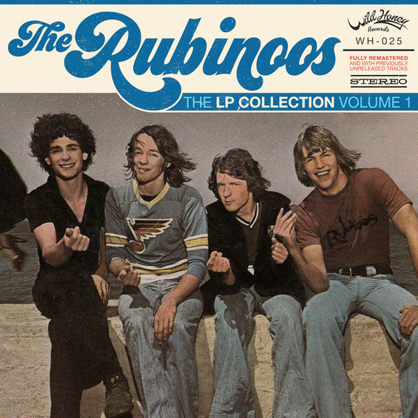 Rubinoos - The LP Collection Volume 1 (3LP)