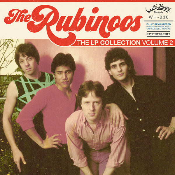 Rubinoos - The LP Collection Volume 2 (3LP)