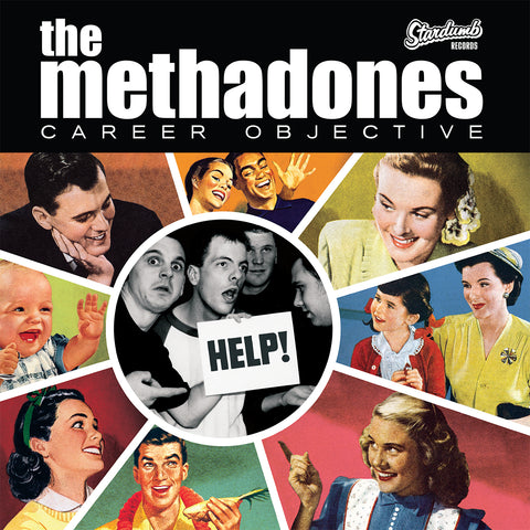 Methadones - Career Objective (LP) (PRE-ORDER)