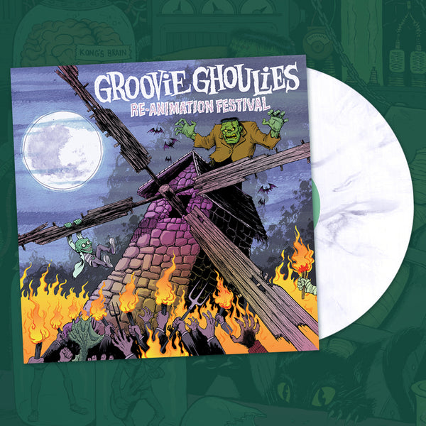 Groovie Ghoulies - Re-Animation Festival (LP)