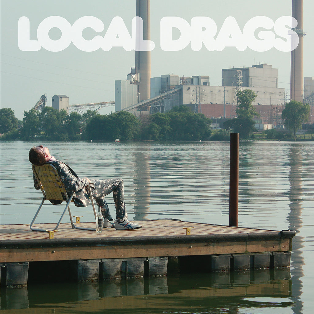 Local Drags - Keep Me Glued (LP)