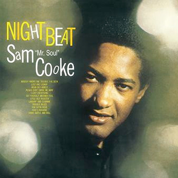 Sam Cooke - Night Beat (LP)