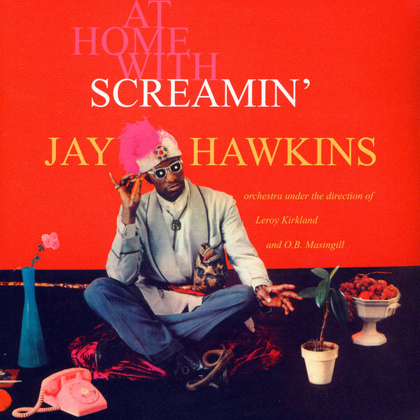 Screamin' Jay Hawkins - At Home With... (LP)