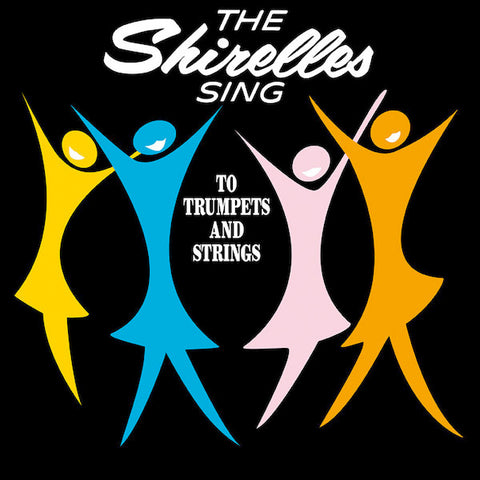 Shirelles - Sing To Trumpets And Strings (LP)