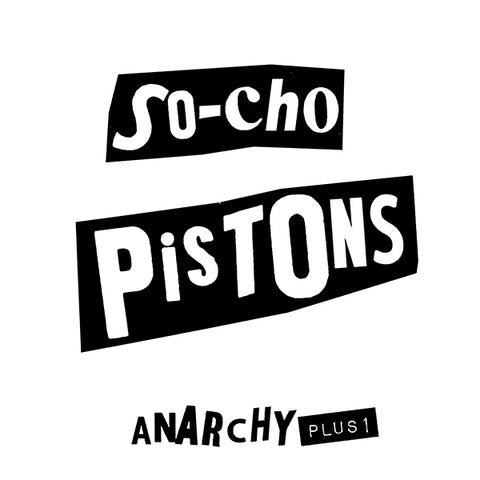 So-Cho Pistons ‎- Anarchy Plus1 (Very Best Of...) (CD)