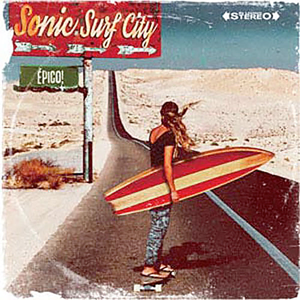 Sonic Surf City - Epico! (CD)