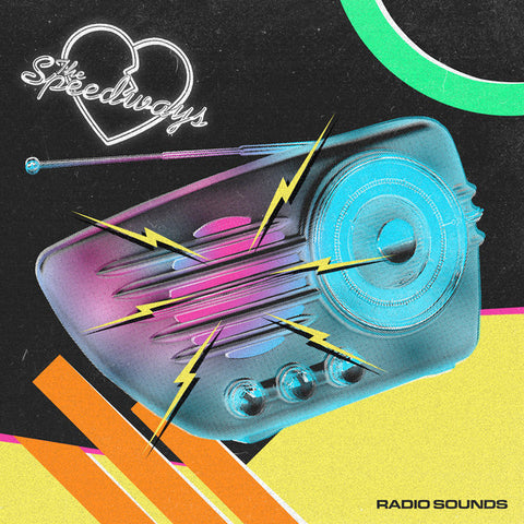 Speedways - Radio Sounds (CD)