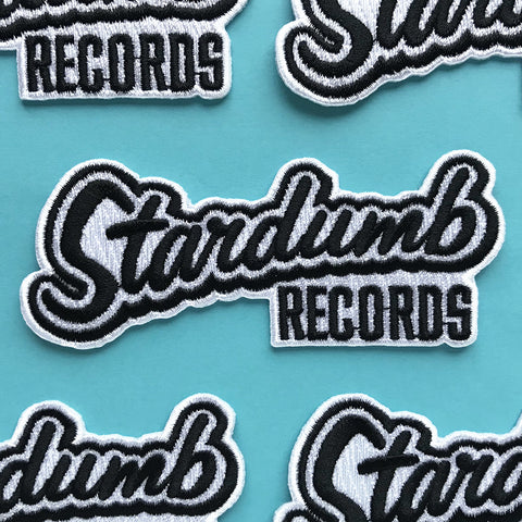 Stardumb Records (Patch)
