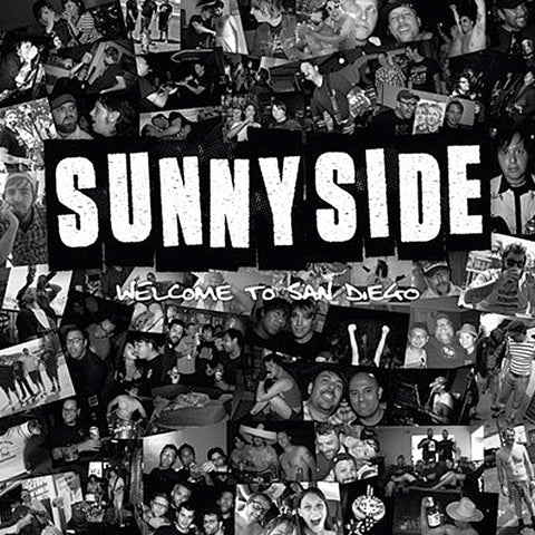 Sunnyside - Welcome To San Diego (LP)