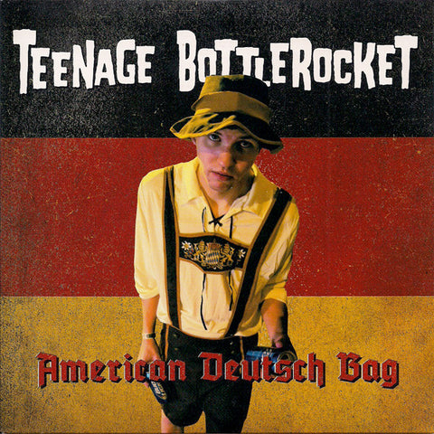 "Teenage Bottlerocket - American Deutsch Bag (7"")"