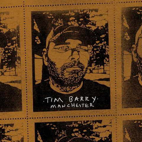 Tim Barry - Manchester (LP)