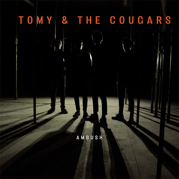 Tomy & The Cougars - Ambush (LP)