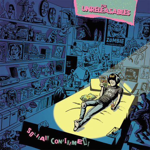 Unreleasables - Solitary Confinement (LP)