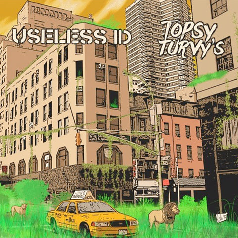 "Useless ID / Topsy Turvy's - Split (7"")"