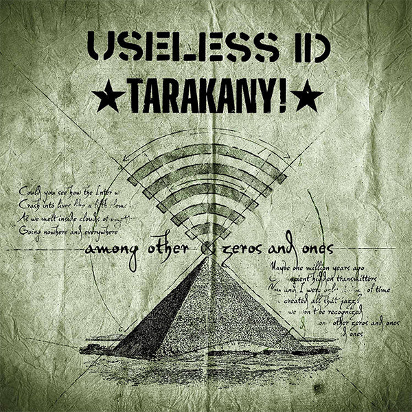 "Useless ID / Tarakany! - Among Other Zeros And Ones (10"")"