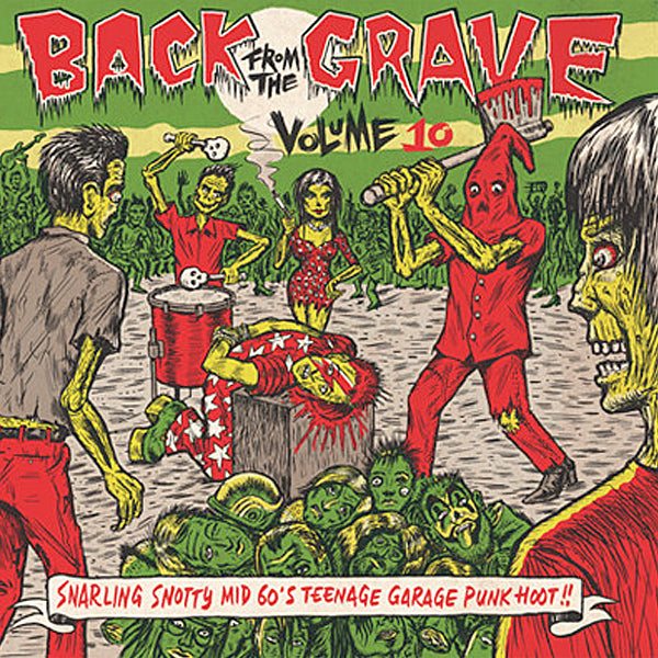 Various - Back From The Grave Volume 10 (LP)