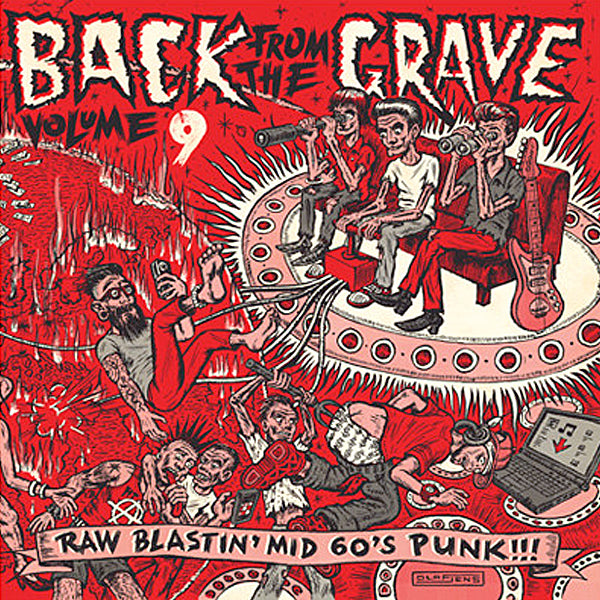 Various - Back From The Grave Volume 9 (LP)
